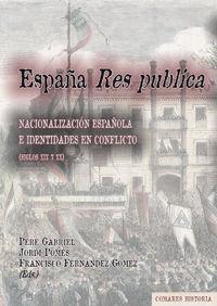 ESPAÑA RES PUBLICA