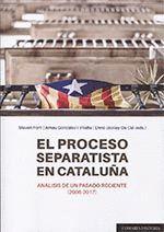 EL PROCESO SEPARATISTA EN CATALUNYA