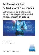 PERFILES ESTRATEGICOS DE TRADUCTORES E INTERPRETES EN LA TR