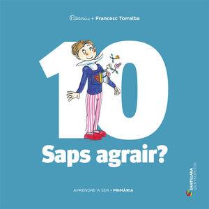 APRENDRE A SER VOLUM 10 SAPS AGRAIR? 5 PRI