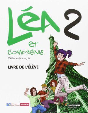 LEA ET CIE 2 ELEVE ED15