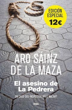 ASESINO DE LA PEDRERA,EL.RBA-NEGRA (ED.ESPECIAL 12€)