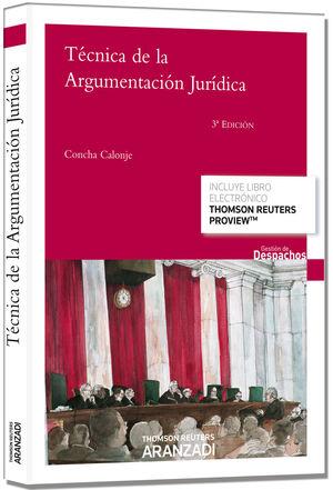 TÉCNICA DE LA ARGUMENTACIÓN JURÍDICA (DÚO)