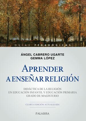APRENDER A ENSEÑAR RELIGION