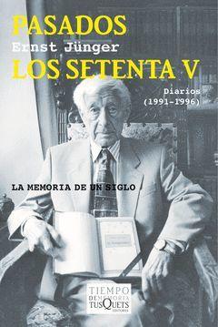 PASADOS LOS SETENTA V.TUSQUETS-45/8