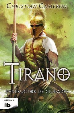 TIRANO.DESTRUCTOR DE CIUDADES.EDB-BOLS