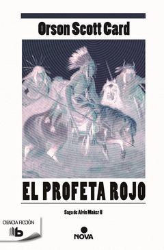 PROFETA ROJO.SAGA DE ALVIN MAKER-002.EDB-BOLS