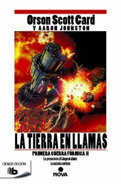 TIERRA EN LLAMAS,PRIMERA GUERRA FORMICA VOL-002.EDB-BOLS