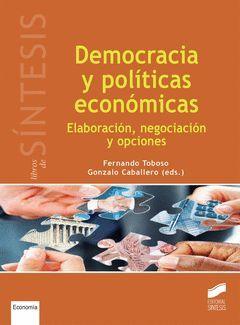 DEMOCRACIA Y POLÍTICAS ECONÓMICAS