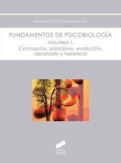FUNDAMENTOS DE PSICOBIOLOGÍA VOL. I