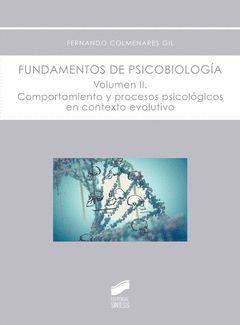 FUNDAMENTOS DE PSICOBIOLOGÍA VOLUMEN II