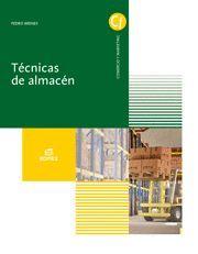 TÉCNICAS DE ALMACÉN. GRADO MEDIO. COMERCIO Y MARKETING