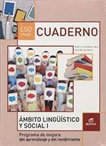 CUADERNO AMBITO LINGUISTICO SOCIAL I PMAR 16
