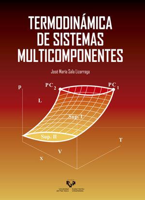 TERMODINÁMICA DE SISTEMAS MULTICOMPONENTES