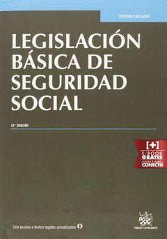 LEGISLACIÓN BASICA DE SEGURIDAD SOCIAL