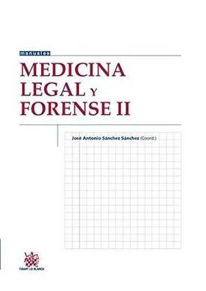MEDICINA LEGAL Y FORENSE II