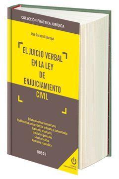 EL JUICIO VERBAL EN LA LEY DE ENJUICIAMIENTO CIVIL