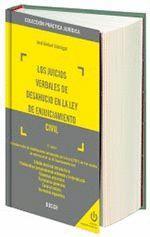 LOS JUICIOS VERBALES DE DESAHUCIO EN LA LEY DE ENJUICIAMIENTO CIVIL (4.ª EDICIÓN