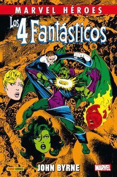 LOS 4 FANTÁSTICOS DE JOHN BYRNE 04