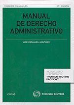 MANUAL DE DERECHO ADMINISTRATIVO PARTE GENERAL