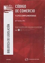 CÓDIGO DE COMERCIOY LEYES COMPLEMENTARIAS