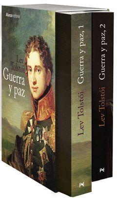 GUERRA Y PAZ - ESTUCHE
