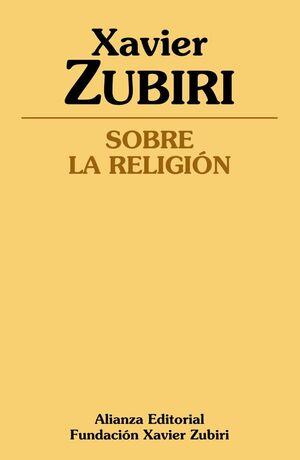 SOBRE LA RELIGIÓN.ALIANZA-RUST
