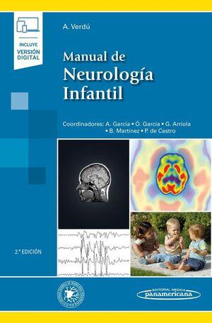 MANUAL DE NEUROLOGÍA INFANTIL 2ª ED.
