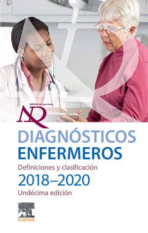 DIAGNÓSTICOS ENFERMEROS DEFIN.Y CLASIF.2018-20