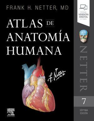 ATLAS DE ANATOMIA HUMANA (7ª ED.)