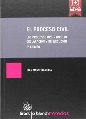 EL PROCESO CIVIL 2A EDICIÓN