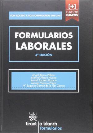 FORMULARIOS LABORALES