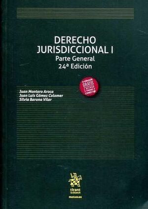 DERECHO JURISDICCIONAL I  2016