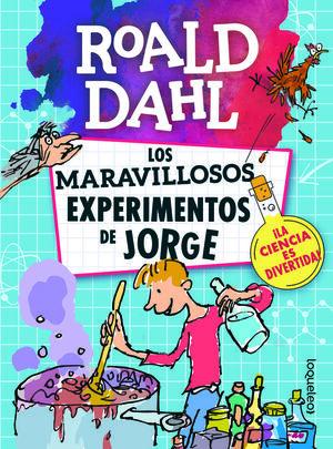 LAS MARAVILLOSOS EXPERIMENTOS DE JORGE