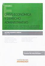 CRISIS ECONOMICA Y DERECHO ADMINISTRATIVO (DUO)