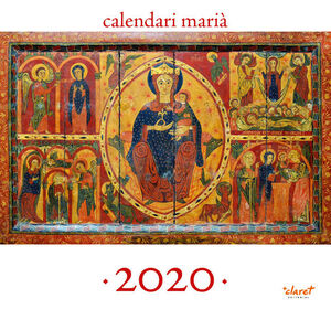 2020 CALENDARI MARIÀ.CLARET