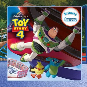 TOY STORY 4. PRIMERS LECTORS