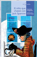 EL NIÑO QUE CHATEO CON JACK SPARROW