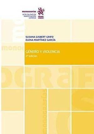 GENERO Y VIOLENCIA 2ª EDICION 2016