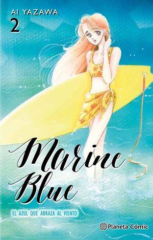 MARINE BLUE Nº 02/04