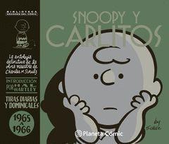 SNOOPY Y CARLITOS 1965-1966 Nº 08/25 (NUEVA EDICIÓN)