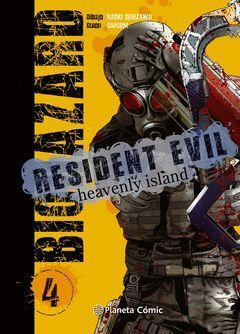 RESIDENT EVIL: HEAVENLY ISLAND Nº 04/05