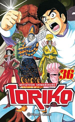 TORIKO Nº 36;43
