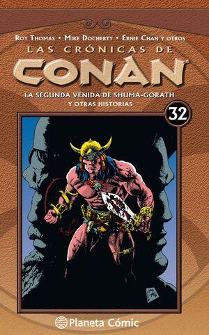 CRÓNICAS DE CONAN Nº 32/34