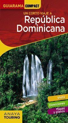 REPUBLICA DOMINICANA.GUIARAMA COMPACT.ED18.ANAYA TOURING