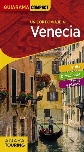 VENECIA.UN CORTO VIAJE.GUIARAMA COMPACT.ED19.ANAYA TOURING