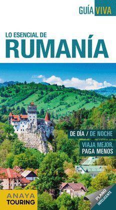 RUMANIA.GUIA VIVA.ED19.ANAYA TOURING