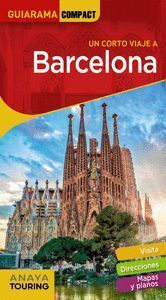 BARCELONA.GUIARAMA COMPACT.ED19.ANAYA TOURING