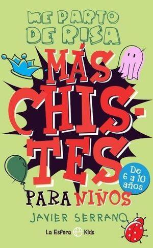 MAS CHISTES PARA NIÑOS