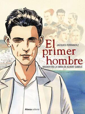 EL PRIMER HOMBRE [COMIC]